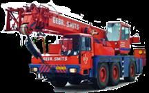 LIEBHERR LTM1040-3